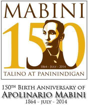 Mabini @ 150